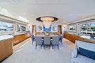 Westport-Raised Pilothouse 2001-Risk & Reward Lighthouse Point-Florida-United States-Dining Area-1549838 | Thumbnail