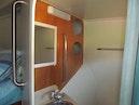 Custom-B&B Yacht Designs Catamaran 2014-Silver Voyager New Bern-North Carolina-United States-Starboard Berth Vanity Storage-1556154 | Thumbnail