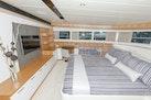 Johnson-Flybridge w/Hydraulic Platform 2022-JOHNSON 93 OPEN FB Taiwan-Master looking to port-1559039 | Thumbnail