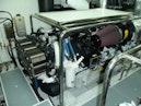 Johnson-Flybridge w/Hydraulic Platform 2022-JOHNSON 93 OPEN FB Taiwan-Starboard engine-1559102 | Thumbnail
