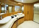Johnson-Flybridge w/Hydraulic Platform 2022-JOHNSON 93 OPEN FB Taiwan-Master head with shower-1559043 | Thumbnail