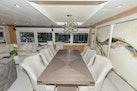 Johnson-Flybridge w/Hydraulic Platform 2022-JOHNSON 93 OPEN FB Taiwan-Salon dining table-1559027 | Thumbnail
