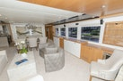 Johnson-Flybridge w/Hydraulic Platform 2022-JOHNSON 93 OPEN FB Taiwan-Salon starboard side-1559020 | Thumbnail