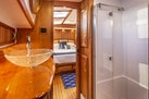 Sabre-52 Salon Express 2009-M&Ms Seattle-Washington-United States-Master Stateroom Head-1618465 | Thumbnail