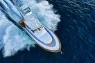 Winter Custom Yachts-46 Walkaround 2019-Family Circus Stuart-Florida-United States-Aerial Bow View-1563728 | Thumbnail