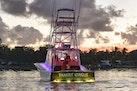 Winter Custom Yachts-46 Walkaround 2019-Family Circus Stuart-Florida-United States-Stern View at Night-1563786 | Thumbnail