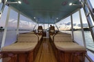 Winter Custom Yachts-46 Walkaround 2019-Family Circus Stuart-Florida-United States-Eisenglass Enclosure with Opening Center Panel-1563765 | Thumbnail