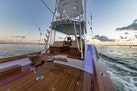 Winter Custom Yachts-46 Walkaround 2019-Family Circus Stuart-Florida-United States-Cockpit Starboard Side-1563784 | Thumbnail