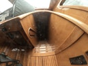 Hargrave-Tri Deck 2001-SeaStar Fort Lauderdale-Florida-United States-Stairs to Galley from Wheelhouse-1566981 | Thumbnail