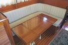 Mariner-Orient Europa 2005-ENTERPRISE Stuart-Florida-United States-Settee Table Open-1567611   Thumbnail