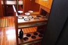 Mariner-Orient Europa 2005-ENTERPRISE Stuart-Florida-United States-Glass Wine Drawer Under Helm Seat-1567616   Thumbnail