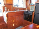 Monk-36 Trawler, Replaced Fuel Tanks 2003-One Fine Day New Bern-North Carolina-United States-Galley Lower Cabinets-1569150 | Thumbnail