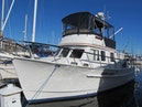 Monk-36 Trawler, Replaced Fuel Tanks 2003-One Fine Day New Bern-North Carolina-United States-Port Side-1569169 | Thumbnail