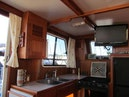 Monk-36 Trawler, Replaced Fuel Tanks 2003-One Fine Day New Bern-North Carolina-United States-Galley Upper Cabinets-1569151 | Thumbnail