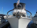 Monk-36 Trawler, Replaced Fuel Tanks 2003-One Fine Day New Bern-North Carolina-United States-Bow-1569168 | Thumbnail