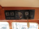 Monk-36 Trawler, Replaced Fuel Tanks 2003-One Fine Day New Bern-North Carolina-United States-Lower Helm Engine Gauges-1569143 | Thumbnail