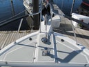 Monk-36 Trawler, Replaced Fuel Tanks 2003-One Fine Day New Bern-North Carolina-United States-Pulpit And Windlass-1569171 | Thumbnail