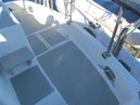Monk-36 Trawler, Replaced Fuel Tanks 2003-One Fine Day New Bern-North Carolina-United States-Cockpit Deck-1569190 | Thumbnail