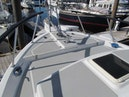 Monk-36 Trawler, Replaced Fuel Tanks 2003-One Fine Day New Bern-North Carolina-United States-Bow Deck Port-1569172 | Thumbnail