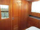 Monk-36 Trawler, Replaced Fuel Tanks 2003-One Fine Day New Bern-North Carolina-United States-Master Aft And Head Entry-1569157 | Thumbnail