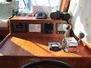 Monk-36 Trawler, Replaced Fuel Tanks 2003-One Fine Day New Bern-North Carolina-United States-Lower Helm Controls-1569142 | Thumbnail