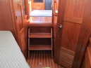 Monk-36 Trawler, Replaced Fuel Tanks 2003-One Fine Day New Bern-North Carolina-United States-V-Berth Entry-1569160 | Thumbnail