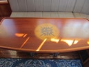 Monk-36 Trawler, Replaced Fuel Tanks 2003-One Fine Day New Bern-North Carolina-United States-Dinette Table-1569149 | Thumbnail
