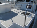 Monk-36 Trawler, Replaced Fuel Tanks 2003-One Fine Day New Bern-North Carolina-United States-Aft Deck Starboard-1569189 | Thumbnail