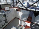 Monk-36 Trawler, Replaced Fuel Tanks 2003-One Fine Day New Bern-North Carolina-United States-Bridge Helm Seating Starboard-1569184 | Thumbnail