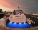 Sea Ray-460 Sundancer 2002-The Payoff Key Biscayne-Florida-United States-Evening Underwater Lights-1569354 | Thumbnail