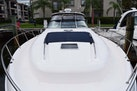 Sea Ray-460 Sundancer 2002-The Payoff Key Biscayne-Florida-United States-Pulpit View to Helm-1569325 | Thumbnail