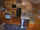 Bertram-Sport Fisherman 1995-REELY NAUTI Annapolis-Maryland-United States-Galley / Dinette-1581673 | Thumbnail