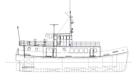 Custom-Converted Royal Navy Fleet Tender 1972-Fintry Boston-Massachusetts-United States-1590399 | Thumbnail