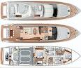 Ferretti Yachts-830 2006 -Florida-United States-1588355 | Thumbnail