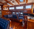 Little Harbor 1984-HERMIE LOUISE Portsmouth-Rhode Island-United States-Starboard Saloon-1592537 | Thumbnail