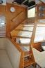 West Bay-Sonship 58 1997-CAVILEAH Stuart-Florida-United States-Flybridge Stairwell-1593678   Thumbnail