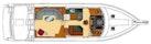 West Bay-Sonship 58 1997-CAVILEAH Stuart-Florida-United States-On Deck Layout-1593713   Thumbnail