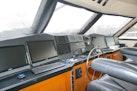 Viking-72 Enclosed Bridge 1998-Crown Royal Orange Beach-Alabama-United States-1998 72 Viking Enclosed Bridge Crown Royal Helm (3)-1609212 | Thumbnail