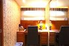 Viking-72 Enclosed Bridge 1998-Crown Royal Orange Beach-Alabama-United States-1998 72 Viking Enclosed Bridge Crown Royal Master Stateroom Study-1609147 | Thumbnail