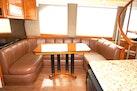 Viking-72 Enclosed Bridge 1998-Crown Royal Orange Beach-Alabama-United States-1998 72 Viking Enclosed Bridge Crown Royal Dinette-1609107 | Thumbnail