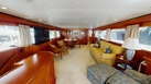 Palmer Johnson-Cockpit Motor Yacht 1980-BANYAN Dania Beach-Florida-United States-Salon Looking Forward-1597472 | Thumbnail
