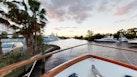 Palmer Johnson-Cockpit Motor Yacht 1980-BANYAN Dania Beach-Florida-United States-Varnished Cap and Handrails-1597537 | Thumbnail