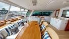 Palmer Johnson-Cockpit Motor Yacht 1980-BANYAN Dania Beach-Florida-United States-Aft Deck Seating-1597470 | Thumbnail