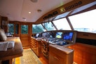 Palmer Johnson-Cockpit Motor Yacht 1980-BANYAN Ft. Lauderdale-Florida-United States-Helm Looking Port-1597496 | Thumbnail