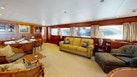 Palmer Johnson-Cockpit Motor Yacht 1980-BANYAN Ft. Lauderdale-Florida-United States-Salon Looking to Starboard-1597473 | Thumbnail