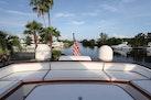 Palmer Johnson-Cockpit Motor Yacht 1980-BANYAN Dania Beach-Florida-United States-Boat Deck Seating-1597562 | Thumbnail