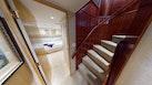 Palmer Johnson-Cockpit Motor Yacht 1980-BANYAN Dania Beach-Florida-United States-Companionway Stairs from Salon-1597498 | Thumbnail