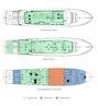 Palmer Johnson-Cockpit Motor Yacht 1980-BANYAN Dania Beach-Florida-United States-General Arrangement-1597607 | Thumbnail