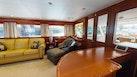 Palmer Johnson-Cockpit Motor Yacht 1980-BANYAN Dania Beach-Florida-United States-Salon Aft Corner-1597474 | Thumbnail
