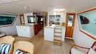 Palmer Johnson-Cockpit Motor Yacht 1980-BANYAN Dania Beach-Florida-United States-Aft Deck Looking Forward-1597468 | Thumbnail